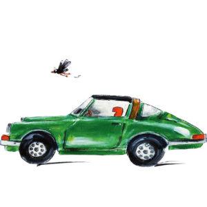(c) Pjut - Auto Porsche