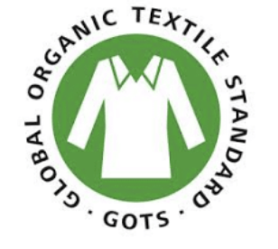 logo GOTS certificering