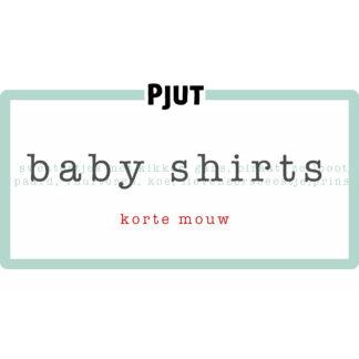 Shirtjes met korte mouw