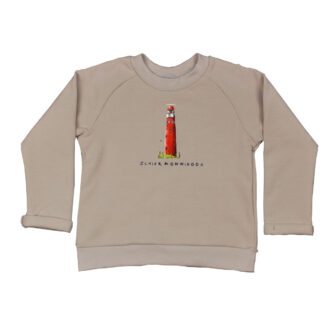 Beige sweater Schiermonnikoog
